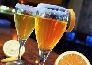 Рецепт ликера с апельсином и кофе