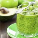 Зеленые коктейли от Виктории Бутенко
