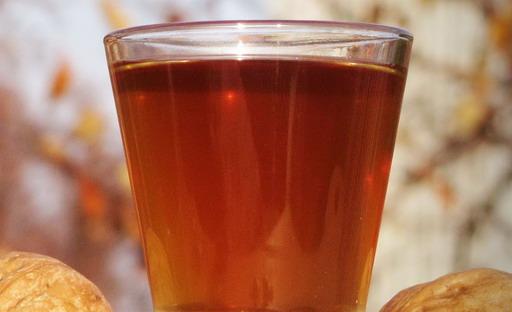 Маньчжурский орех настойка с медом 39