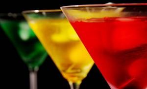 коктейли рецепты алкогольные простые в блендере