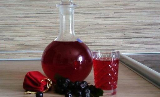 рецепт наливки из черёмухи с водкой