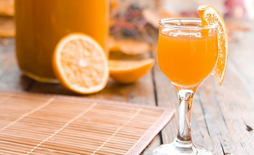 Как сделать апельсиновый ликер домашний