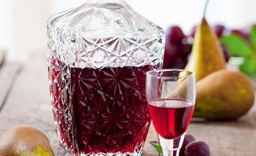 Рецепт наливки из слив в домашних условиях (с водкой) 100