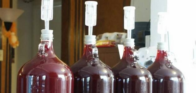 как приготовить вино вкусное в домашних условиях