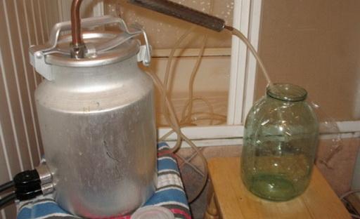 приготовление браги из сухих дрожжей рецепт