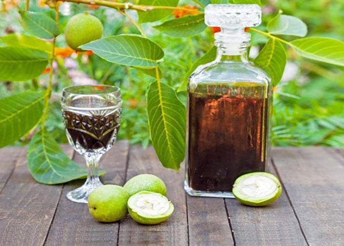 Как сделать водку из зеленых орехов 36