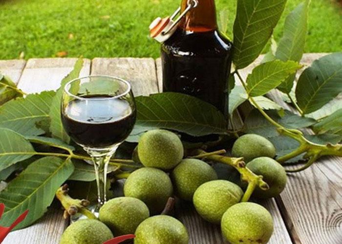 рецепт приготовления медово спиртовой зеленого грецкого ореха
